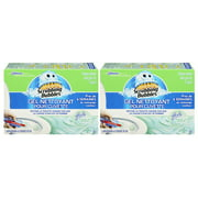 Scrubbing Bubbles Toilet Cleaning Gel Fresh Scent (Pack of 2)