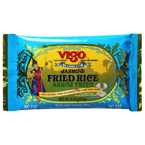 Vigo Jasmine Fried Rice, 8 oz