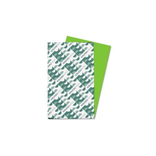 Astrobrights Colored Paper, 24lb, 11 x 17, Terra Green, 500 Sheets/Ream