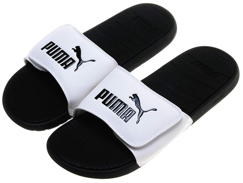 PUMA Men's Cool Cat V Slides Sandals (8