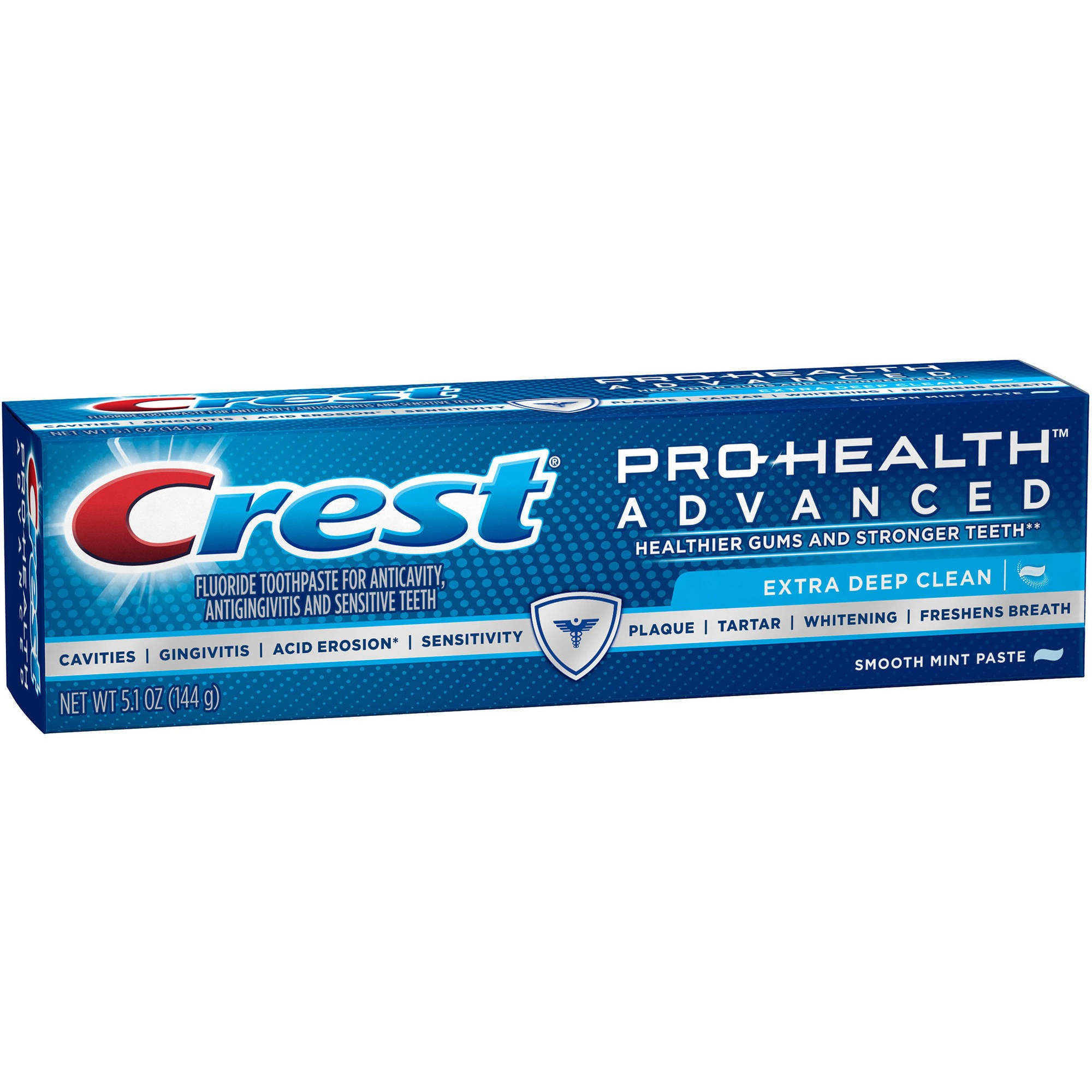 Crest Pro-Health Advanced Extra Deep Clean Toothpaste, 5.1 Oz