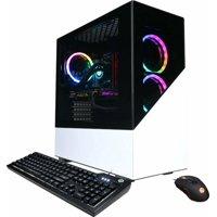 CyberPowerPC - Gamer Supreme Gaming Desktop - AMD Ryzen 7 3700X - 16GB Memory - AMD Radeon RX 5700 XT - 1TB SSD PC Computer SLC7600BST