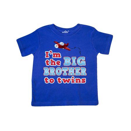 I'm the big brother to twins. Toddler T-Shirt ()