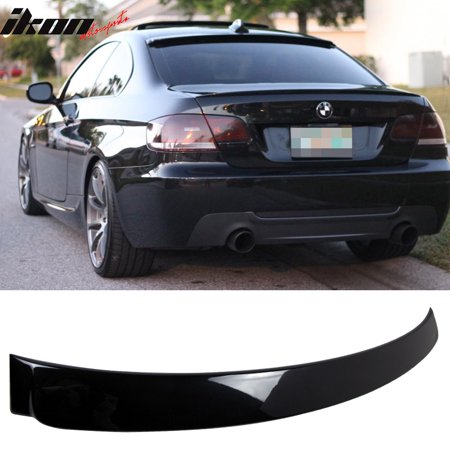 Fits 07 13 E92 3 Series Abs Rear Roof Spoiler