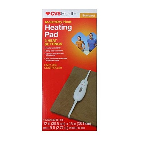 Brilliant Cvs Health Moist Dry Heat Heating Pad With 3 Settings Camellatalisay Diy Chair Ideas Camellatalisaycom