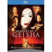 Best Memoirs - Memoirs of a Geisha (Blu-ray) Review