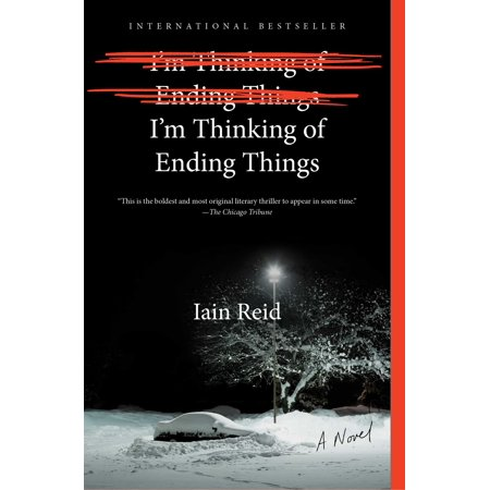 I'm Thinking of Ending Things : A Book Club Recommendation! (End Zone Club)