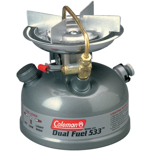 Coleman Guide Series Compact Dual Fuel Stove by COLEMAN