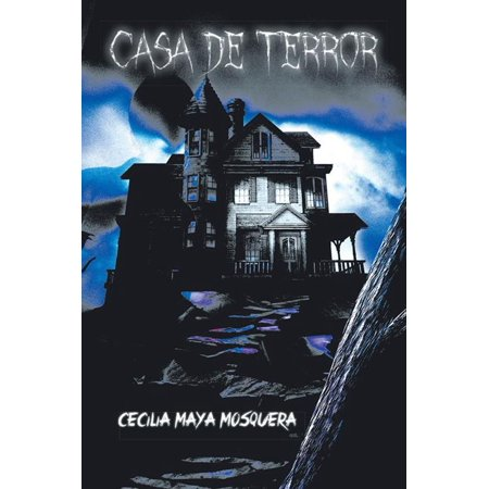 Casa De Terror - eBook - Decoracion De Halloween De Terror