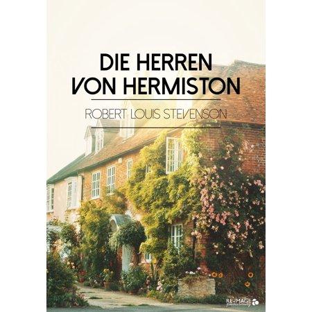 Die Herren von Hermiston - eBook (Designer Brillengestelle Herren)