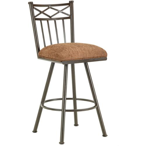 DFI Alexander Heavy Duty Swivel Counter Stool