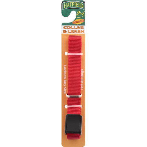 Hatfield: Collar & Leash 2 In 1, 1 Ct