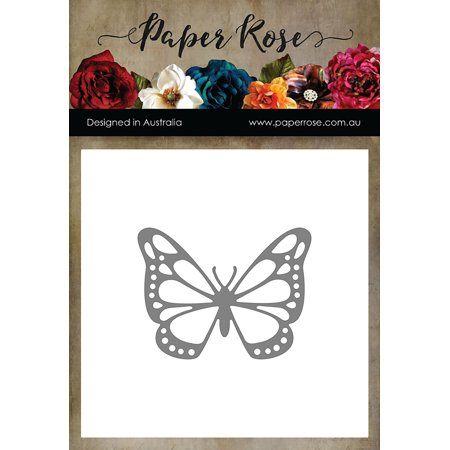 Paper Rose Dies-Vanessa Butterfly Small - image 1 de 1