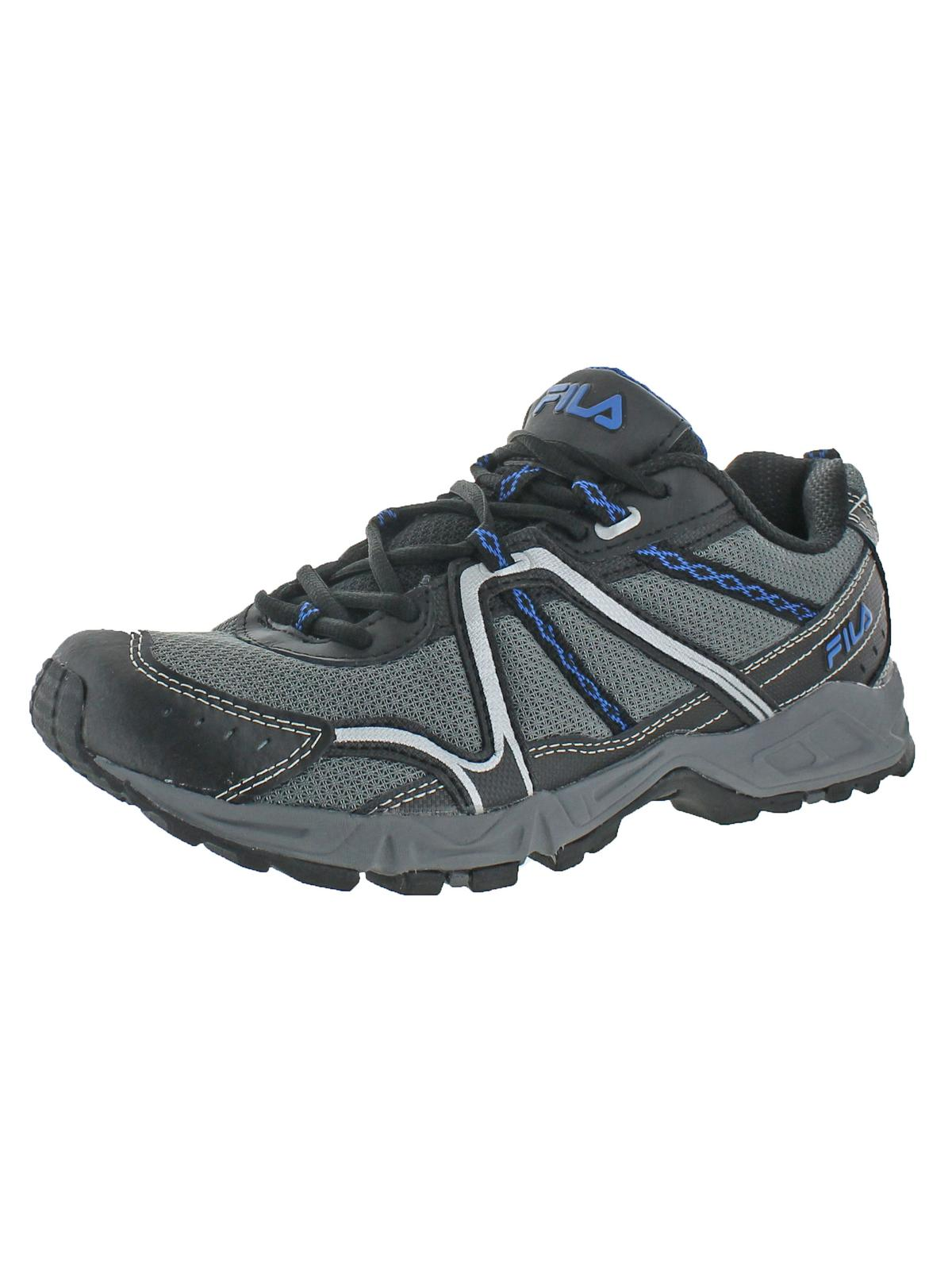 Fila Mens Ascent 12 Mesh Embroidered Hiking, Trail Shoes by Fila