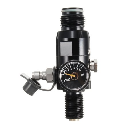 Paintball 4500psi HPA High Compressed Air Tank Regulator Valve 2200psi Output - Hpa Tank System