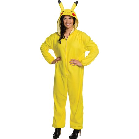 Pikachu Adult Onesie, Extra Large