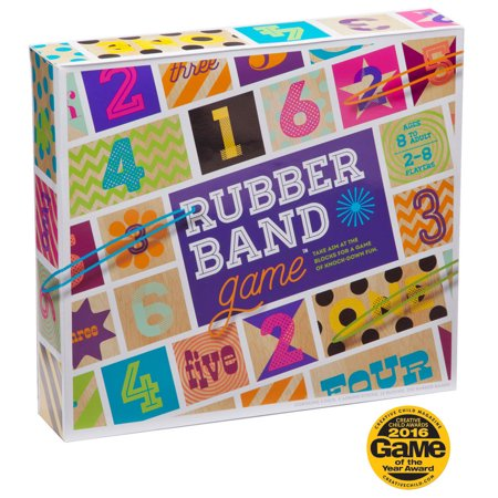 Rubber Game (The Rubber Band Game)
