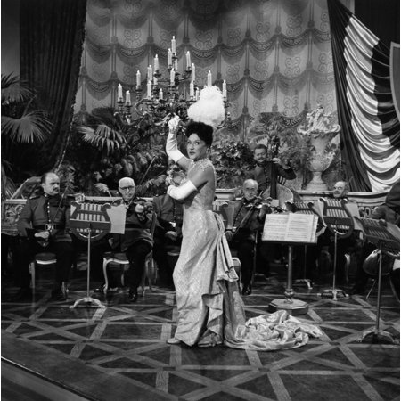 Call Me Madam Ethel Merman 1953 Tm And Copyright 20Th Century Fox Film Corp All Rights Reserved  Courtesy Everett Collection Photo Print