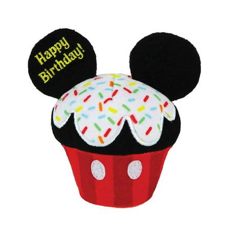 Kids Preferred Jingle Birthday Cupcakes MICKEY MOUSE