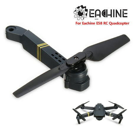 Eachine E58 Replacement Propeller & Axis Arms with Motor Spare Parts for RC Drone (Rc Spare)