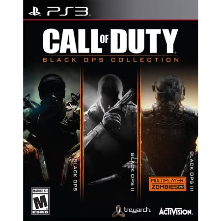 Call Of Duty  Black Ops Collection  Activision  Playstation 3  047875880061