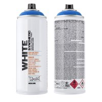 Montana WHITE 400 ml Spray Color, Monaco