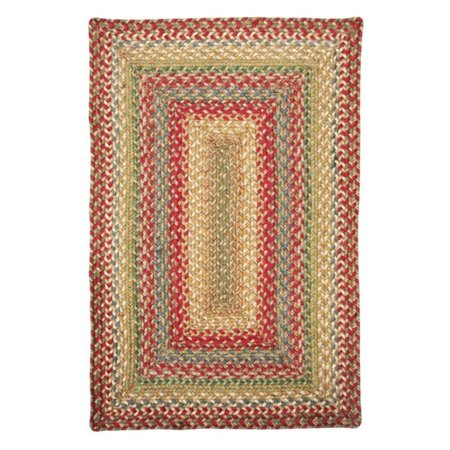 Homespice Decor Azalea Braided Area Rug