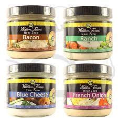 Farm Chip - Walden Farms Calorie Free Veggie and Chip Dips - Available in 4 Flavors!