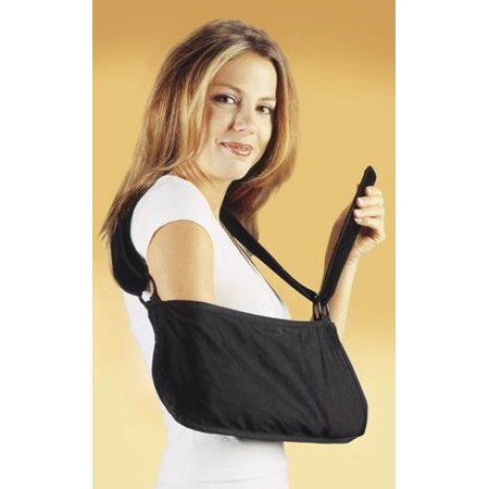 Deep Pocket Arm Sling - Hely Weber Arm Sling (Deep Pocket) (XLarge), Padded pressure sensitive strap offers customized fitting and adjustment By Hely Weber Braces