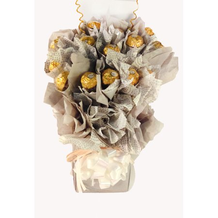 Simple Elegance Truffle Bouquet ()
