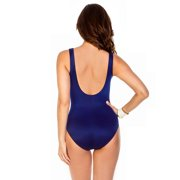 Miraclesuit Women Colorblock Escape Swimsuit 8  US