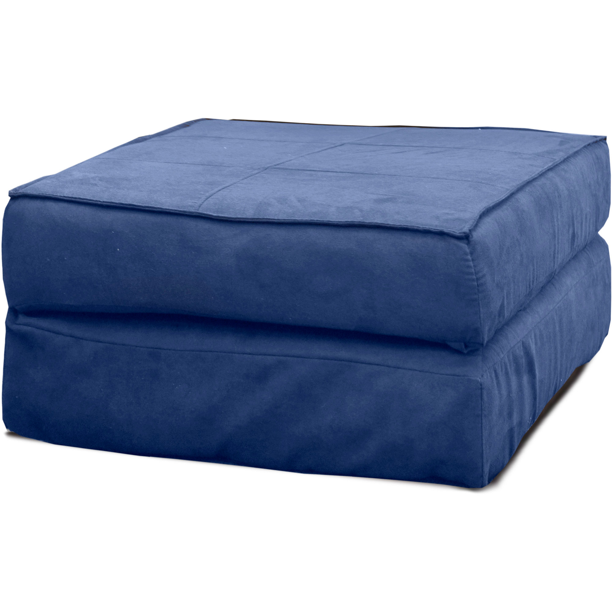 Your Zone Flip Ottoman, Available in Multiple Colors