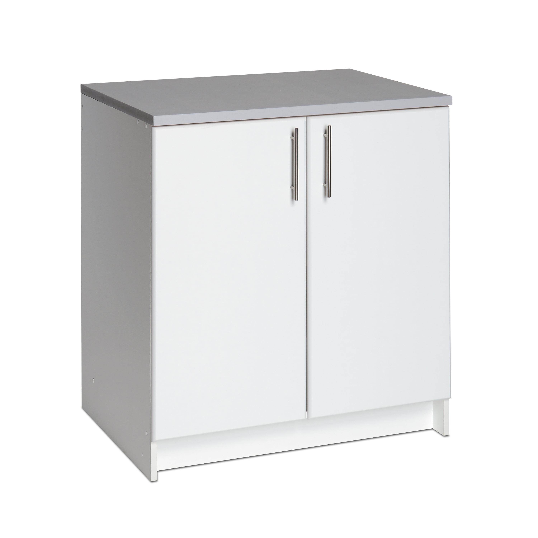 "Prepac Elite 32"" Base Cabinet, White"