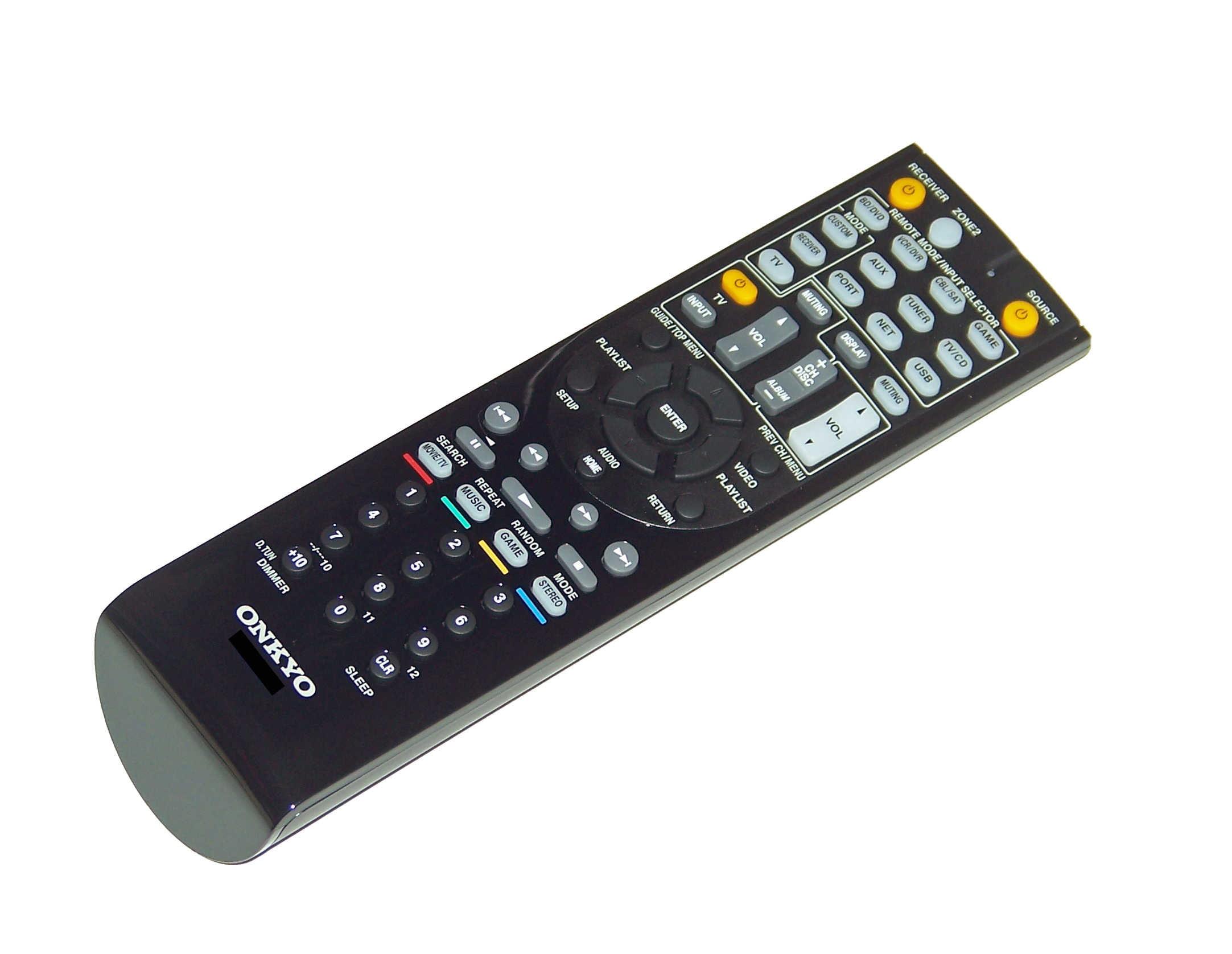 New OEM Onkyo Remote Control: HTR690, HT-R690, HTR990, HT-R990, HTRC360, HT-RC360 Read... by Onkyo