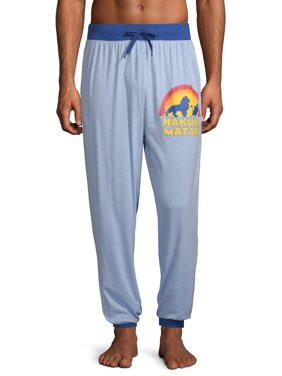Disney Men's Lion King Hakuna Matata Pant