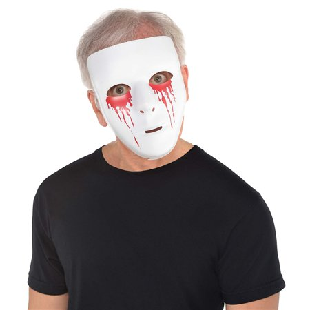 Halloween 2 Bleeding Eyes (Bleeding Eyes Mask Adult Costume)