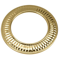 Imperial Manufacturing Bm0245/G-Gold 4In Gold Trim Collar