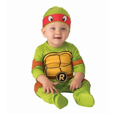 13164e7e59b INFANT TEENAGE MUTANT NINJA TURTLE HALLOWEEN COSTUME - Walmart.com