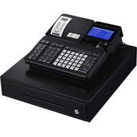 Casio Cash Register model PCR-T2500 with Bluetooth to Smartphone to Cloud.