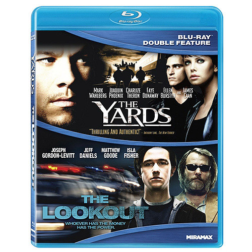 The Yards / The Lookout (Bluray)
