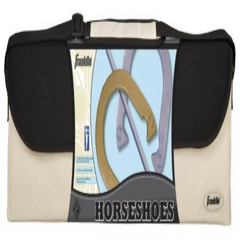 Franklin Sports Intermediate Horseshoe Set