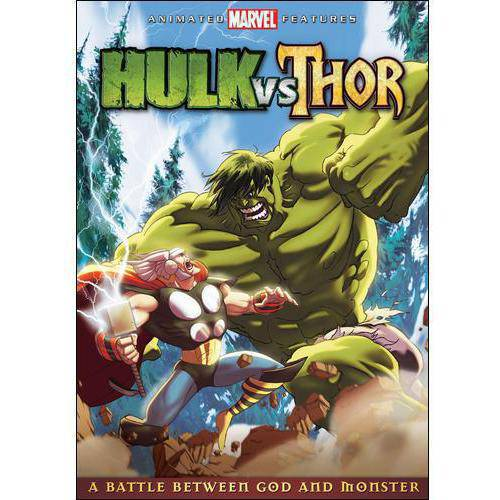 Hulk Vs. Thor (Widescreen)