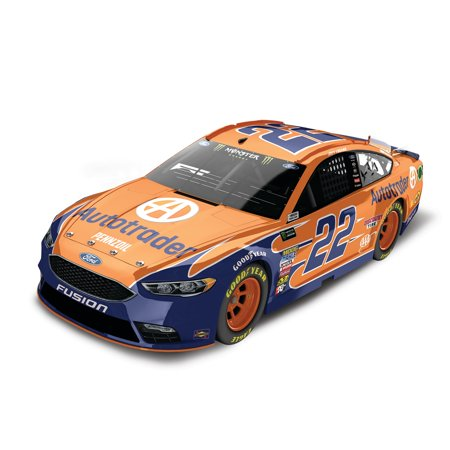 Lionel Racing Joey Logano #22 Autotrader 2018 Ford Fusion 1:24 Scale HO Die-cast Ford Fusion Racer