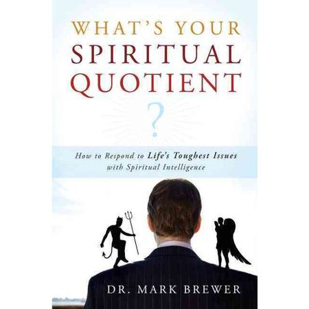 What Is Your Spiritual Quotient   How To Respond To Lifes Toughest Issues With Spiritual Intelligence