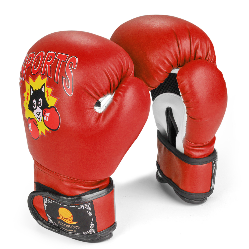 Kids Youth Boxing Gloves 6 Oz Junior Mitts Children