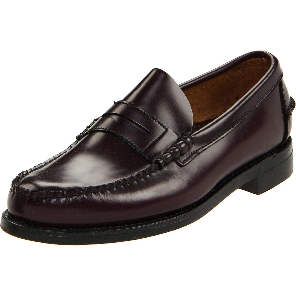 Sebago Men's Classic Cordo Leather Loafers by Sebago