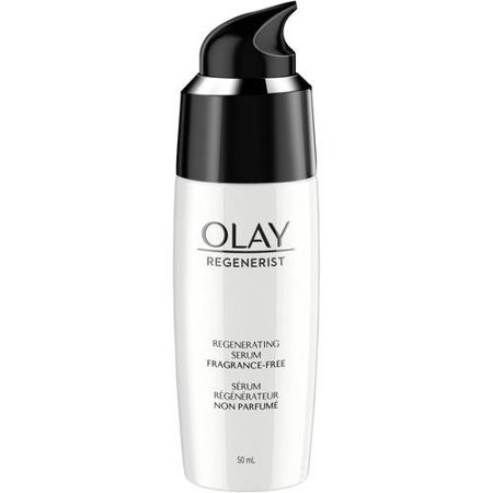 Olay Regenerist Fragrance Free Regenerating Serum, 1.7 fl oz