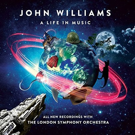 John Williams: A Life in Music (CD)