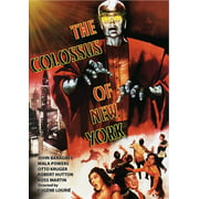 The Colossus of New York (DVD)