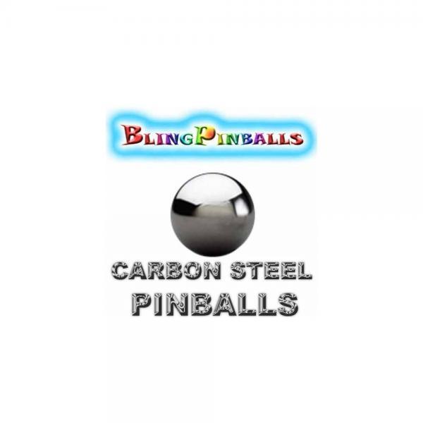 "OEM Specification Steel Pinball Four 1-1//16/"" Mirror Finish Steel Pinballs"